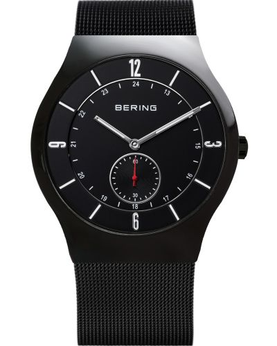 Mens Bering Classic mesh strap 11940-222 Watch