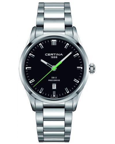 Mens Certina DS-2 swiss quartz C0244101105120 Watch
