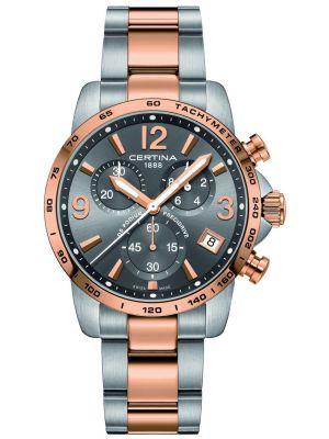Mens Certina DS Podium Chronograph stainless steel C0344172208700 Watch