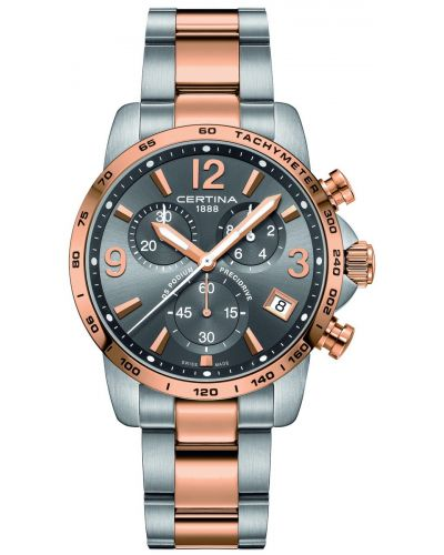 Mens Certina DS Podium Chronograph stainless steel C0344172208700 Watch