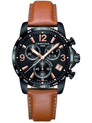Mens Certina DS Podium Chronograph classic C0344173605700 Watch
