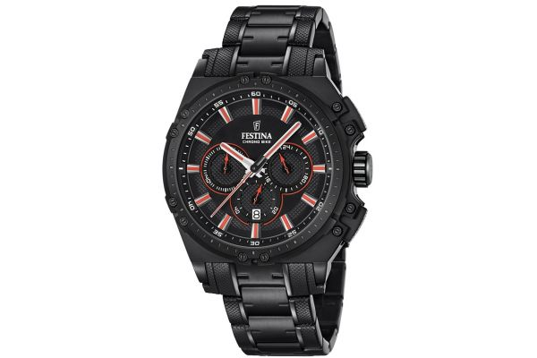 Mens Festina ChronoBike Watch F16969/4