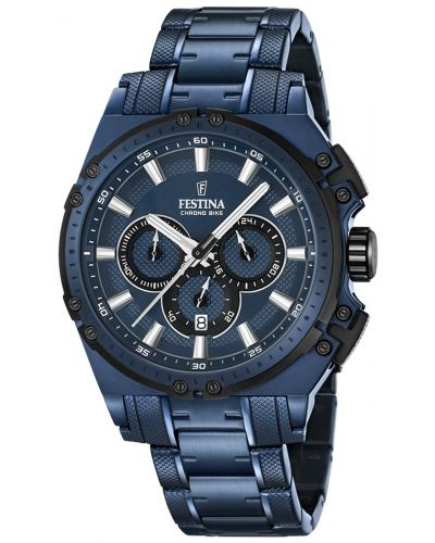 Mens Festina ChronoBike limited edition sports F16973/1 Watch