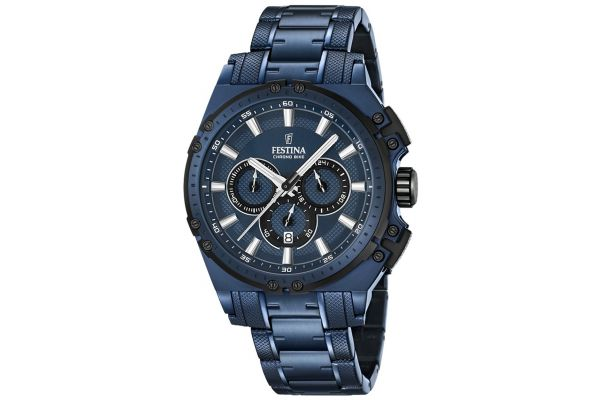 Mens Festina ChronoBike Watch F16973/1