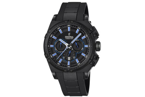 Mens Festina ChronoBike Watch F16971/2