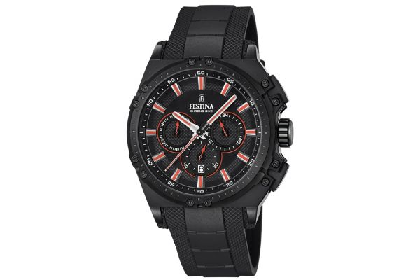 Mens Festina ChronoBike Watch F16971/4