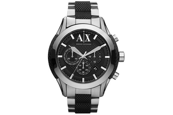 Mens Armani Exchange Coronado Watch AX1214