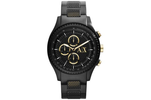 Mens Armani Exchange The Driver Watch AX1604