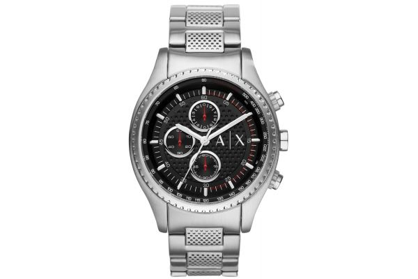 Mens Armani Exchange The Driver Watch AX1612