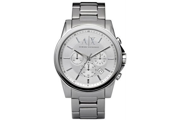 Mens Armani Exchange Outer Banks Watch AX2058