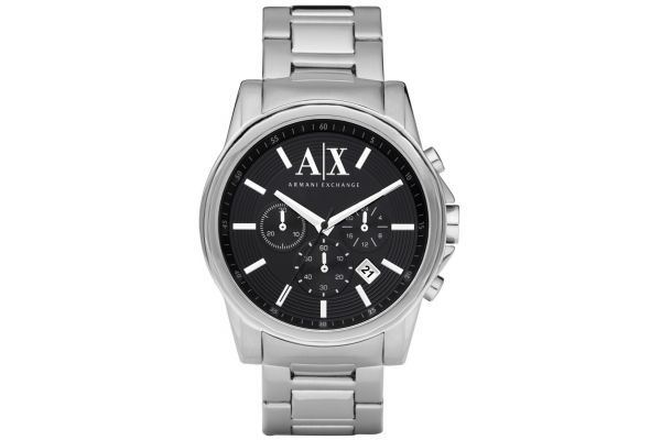 Mens Armani Exchange Outer Banks Watch AX2084