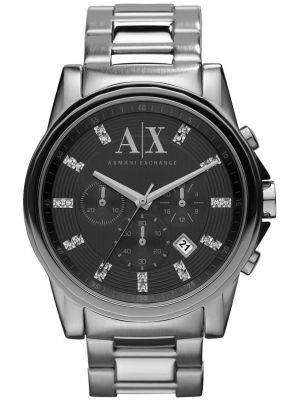 Mens Armani Exchange Outer Banks stainless quartz AX2092 Watch