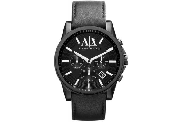 Mens Armani Exchange Outer Banks Watch AX2098
