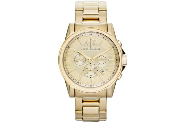 Mens Armani Exchange Outer Banks Watch AX2099