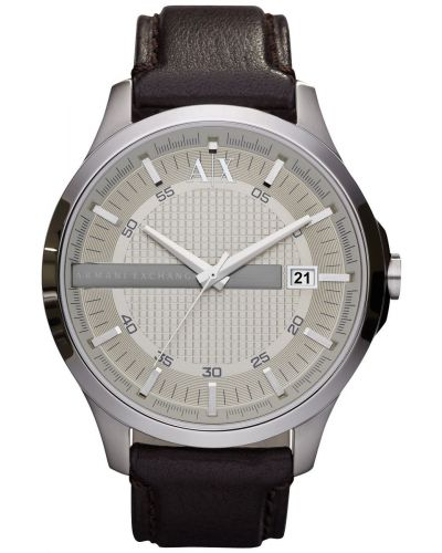 Mens Armani Exchange Hampton stainless steel AX2100 Watch