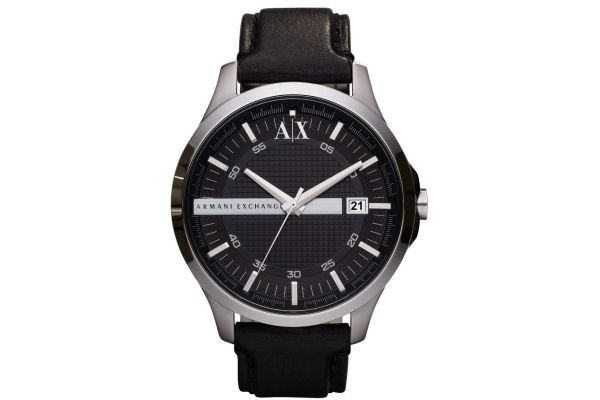 Mens Armani Exchange Hampton Watch AX2101