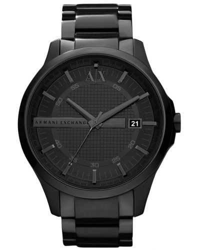 Mens Armani Exchange Hampton date AX2104 Watch