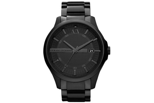 Mens Armani Exchange Hampton Watch AX2104