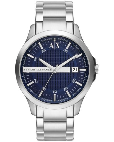 Mens Armani Exchange Hampton quartz date AX2132 Watch