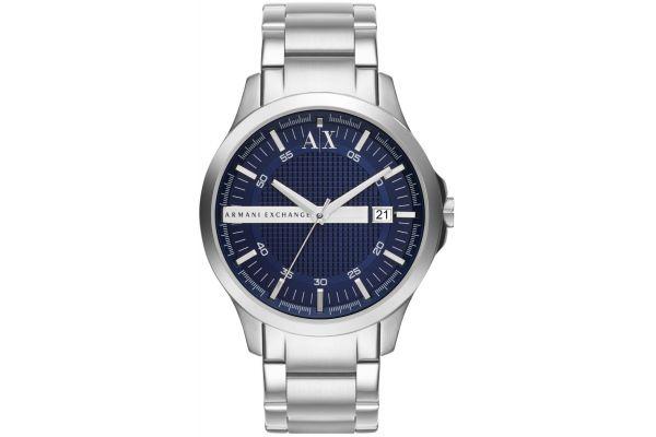Mens Armani Exchange Hampton Watch AX2132