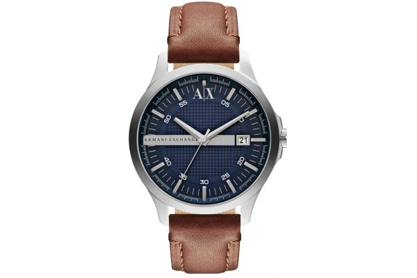 Mens Armani Exchange Hampton Watch AX2133