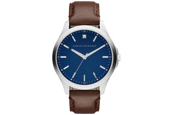 Mens Armani Exchange Hampton Watch AX2181