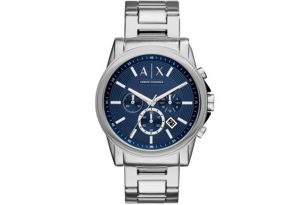 Mens Armani Exchange Outer Banks Watch AX2509