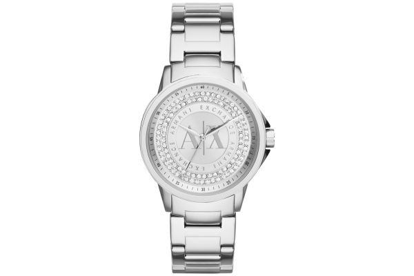 Womens Armani Exchange Lady Banks Watch AX4320