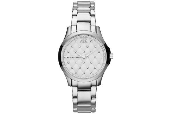 Womens Armani Exchange Lady Hampton Watch AX5208