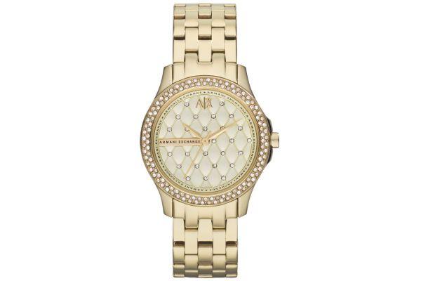 Womens Armani Exchange Lady Hampton Watch AX5216