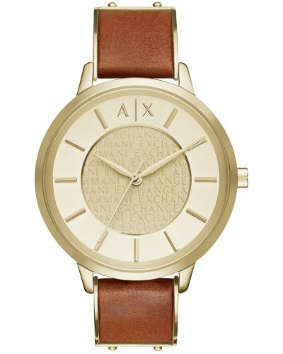 Womens Armani Exchange Olivia classically styled AX5314 Watch