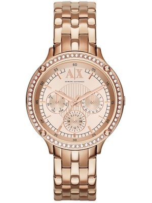 Armani Exchange Capistrano crystal set AX5406 Watch