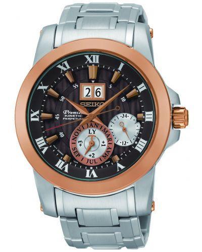 Mens Seiko Premier kinetic perpetual SNP128P1 Watch