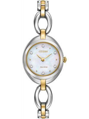 Womens Citizen Silhouette eco-drive EX1434-55D Watch