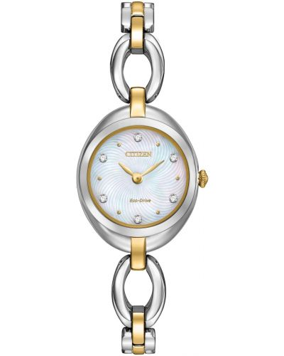Womens Citizen Silhouette eco-drive EX1434-55D Watch