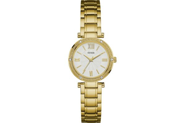 Womens Guess Park Ave South Watch W0767L2