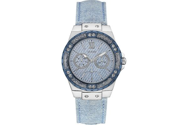 Womens Guess Limelight Watch W0775L1