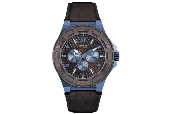 Mens Guess Force Watch W0674G5