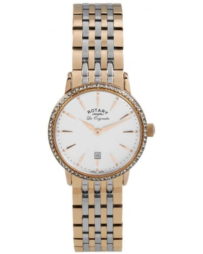 Womens Rotary Les Originales swiss stainless steel LB90057/06 Watch