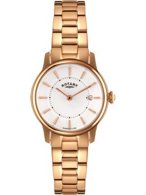 Womens Rotary rose gold classic LB02774/02 Watch