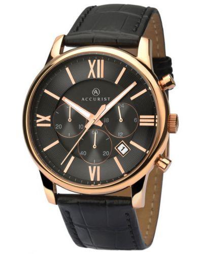 Mens Accurist Chronograph quartz rose 7095.00 Watch
