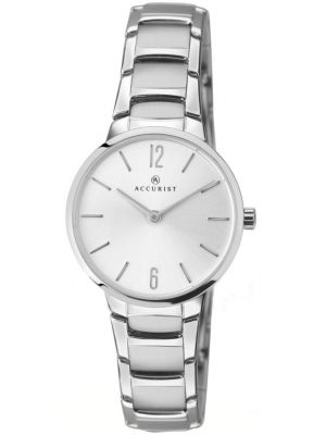 Womens Accurist Contemporary classic steel 8102.00 Watch