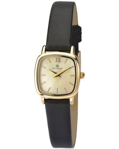 Womens Accurist Classic mother of pearl 8101.00 Watch