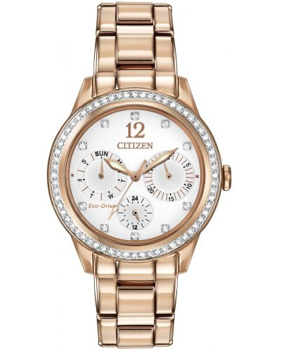 Womens Citizen Silhouette eco drive solar FD2013-50A Watch