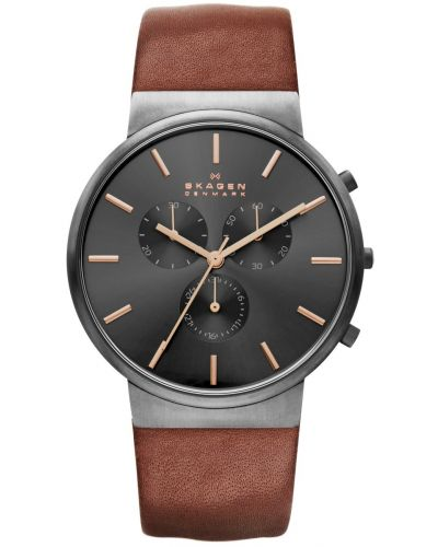 Mens Skagen Ancher Chronograph SKW6106 Watch