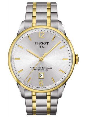 Mens Tissot Chemin Des Tourelles automatic T099.407.22.037.00 Watch