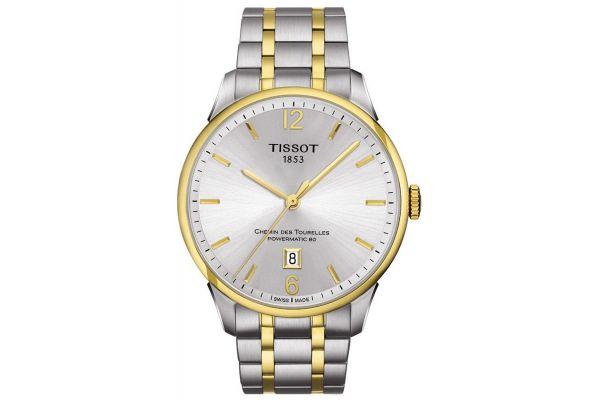 Mens Tissot Chemin Des Tourelles Watch T099.407.22.037.00