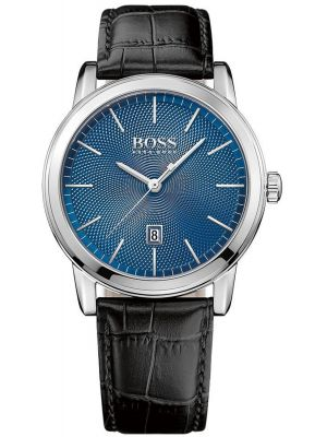Mens Hugo Boss textured dial 1513400 Watch