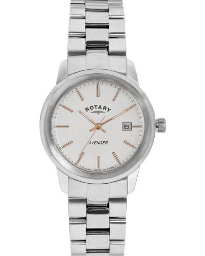 Womens Rotary Avenger stainless steel quartz LB02735/06 Watch
