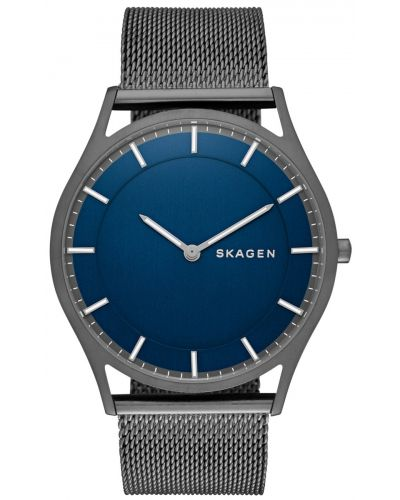Mens Skagen Holst minimalist blue SKW6223 Watch
